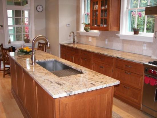 marble countertops for the kitchen