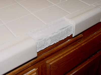 Ceramic Countertop Repair