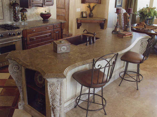 engineered stone countertops phoenix kitchen cost manufacturers