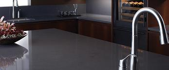 Quartz Is A Natural Crystalline Mineral That Composed Of Silicon Dioxide Being Naturally Scratch Resistant Countertop