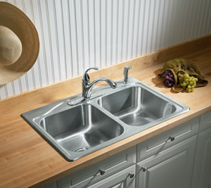 Kohler Cadence Stainless Steel Sink