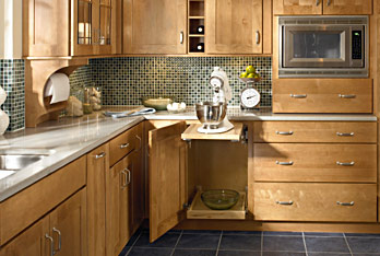 KraftMaid Kitchen Cabinets ...