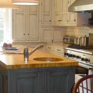 Natural Maple Countertop
