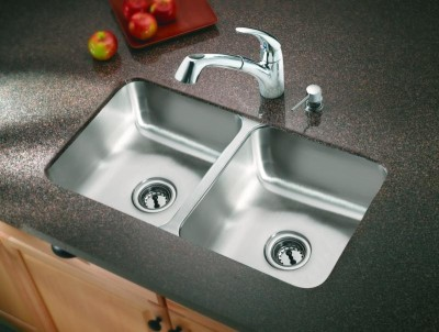 Update The Look Of Your Kitchen With The Beautiful Undermount Camelot®  Stainless Sink From Moen. Surprisingly Affordable, These Value Priced Sinks  Are ...