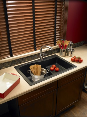 Swanstone Ascend Granite Sink