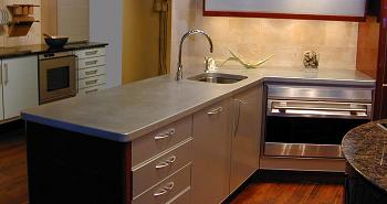 countertop edge countertops top copperworks marine circle city zinc